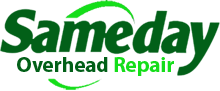 Same Day Overhead Repair logo